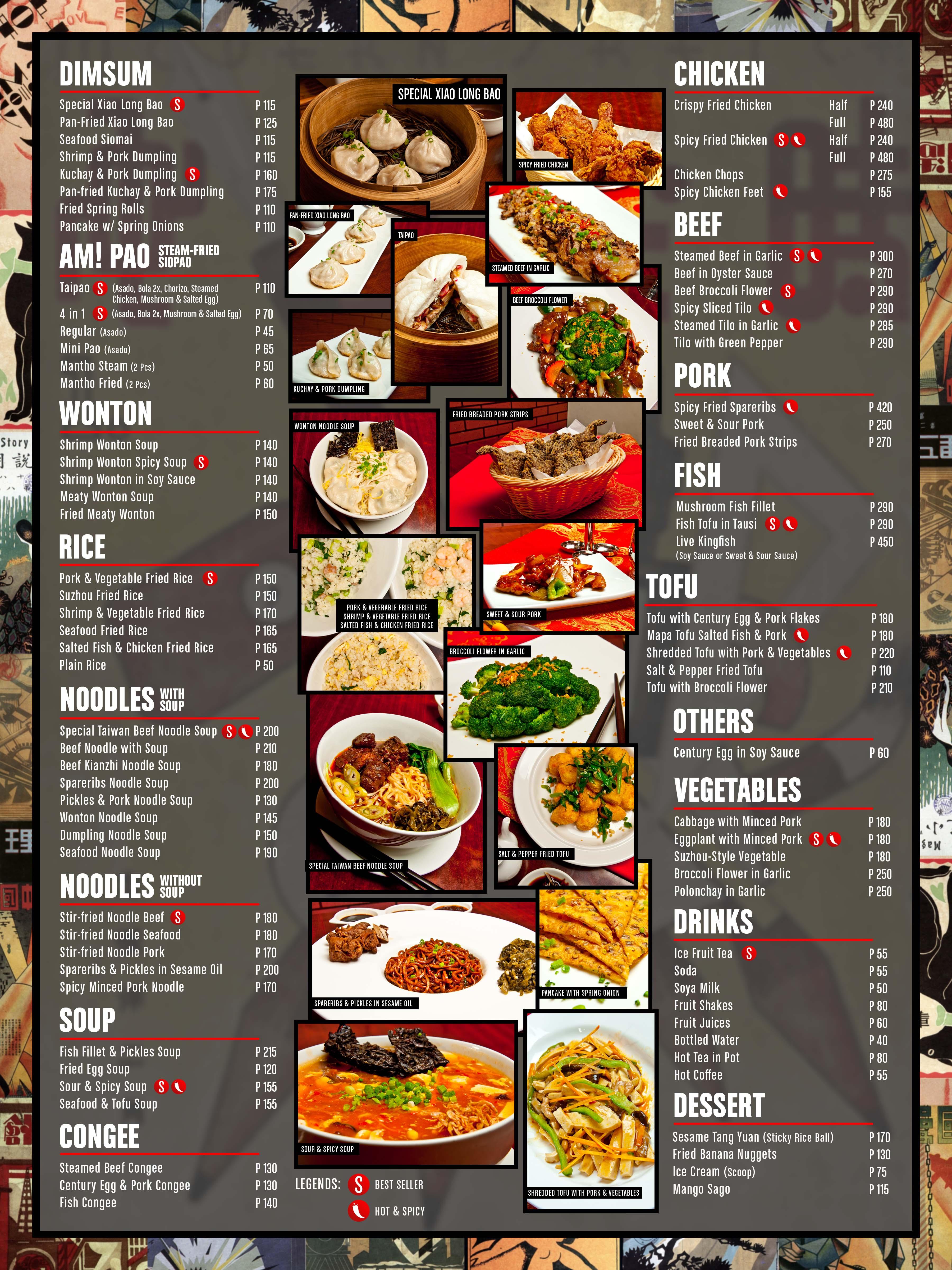 Good Food In Suzhou